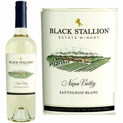 Black Stallion Napa Sauvignon Blanc 2018 Rated 90WS