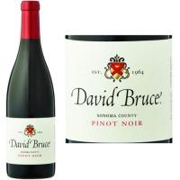 David Bruce Sonoma Coast Pinot Noir 2014