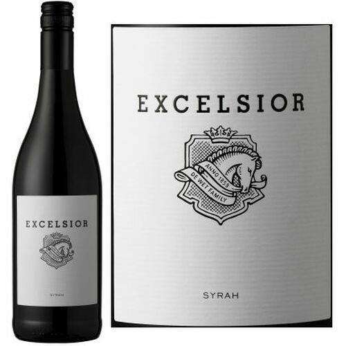 Excelsior Estate Syrah 2018 (South Africa)