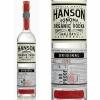 Hanson of Sonoma Original Grape Based Organic Vodka 750ml