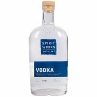 Spirit Works Distillery California Wheat Vodka 750ml