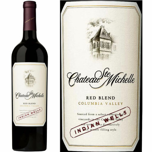 Chateau Ste. Michelle Indian Wells Columbia Valley Red Blend 2016