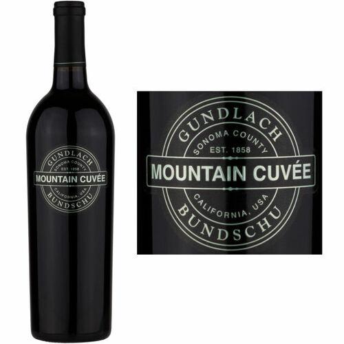 12 Bottle Case Gundlach Bundschu Sonoma Coast Mountain Cuvee 2018