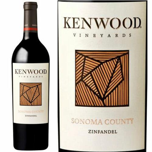Kenwood Sonoma Zinfandel 2015
