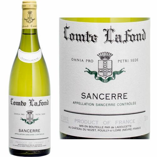 12 Bottle Case Comte Lafond Sancerre 2019
