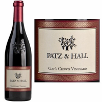 Patz & Hall Gap's Crown Sonoma Coast Pinot Noir 2013 Rated 93WE