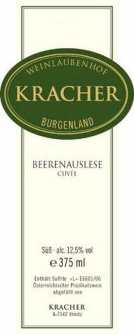 Kracher Burgenland Cuvee Beerenauslese 2017 (Austria) 375ML Half Bottle