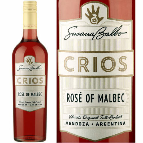 Crios de Susana Balbo Rose of Malbec 2019 (Argentina)
