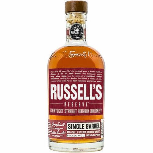 Russell's Reserve Single Barrel Kentucky Straight Bourbon 750ML