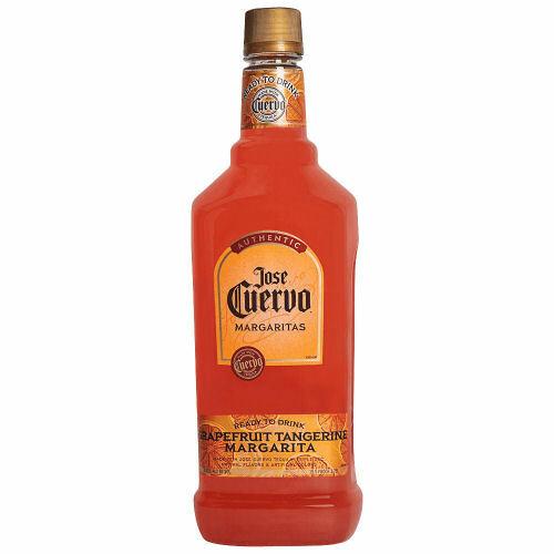 Jose Cuervo Ready To Drink Grapefruit Tangerine Margarita