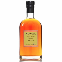 Koval Single Barrel Bourbon Whiskey 750ml