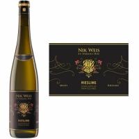 Nik Weis St. Urbans-Hof Estate Old Vines Riesling QbA 2016 (Germany) Rated 91WS