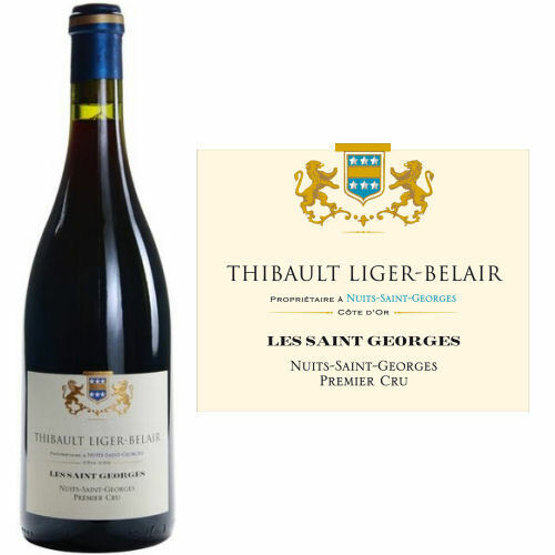 Thibault Liger-Belair Nuits-Saint-Georges Premier Cru Les Saint Georges Pinot Noir 2015 Rated 93-95VM