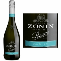 Zonin Sparkling Prosecco Cuvee 1821 NV Rated 95IWC