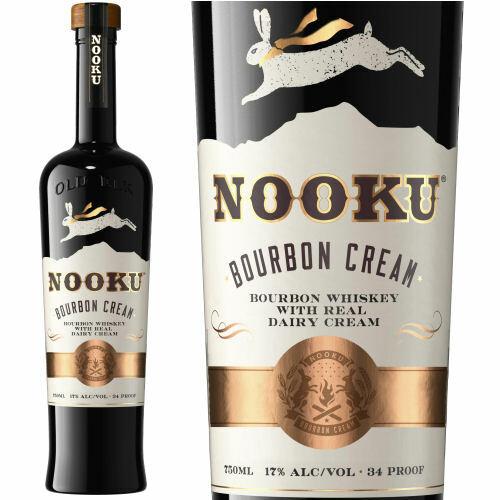 Old Elk Nooku Bourbon Cream Liqueur 750ml