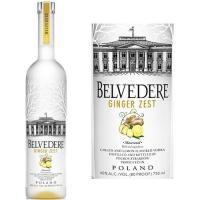 Belvedere Polish Ginger Zest Vodka 750ml