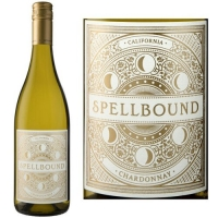 12 Bottle Case Spellbound California Chardonnay 2016