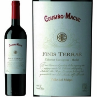 Cousino-Macul Finis Terrae 2012 (Chile) Rated 92JS