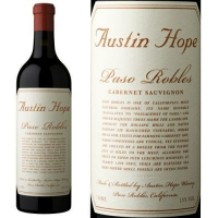 Austin Hope Paso Robles Cabernet 2015 Rated 97WE