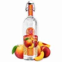 360 Vodka Gearogia Peach Vodka 750ml
