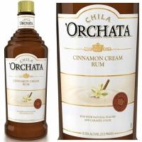 Chila 'Orchata Cinnamon Cream Rum 750ml