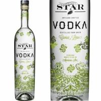 American Star Caviar Lime Flavored Vodka 375ml