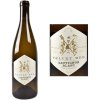 Velvet Bee Crown Point Vineyard Happy Canyon Sauvignon Blanc 2013 Rated 91WE