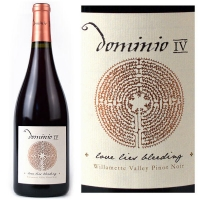 Dominio IV Love Lies Bleeding Willamette Valley Pinot Noir 2013