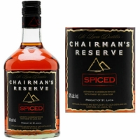 Saint Lucia Chairman's Reserve Spiced Rum 750ml