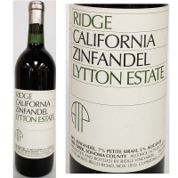 Ridge Lytton Estate Dry Creek Zinfandel 1992