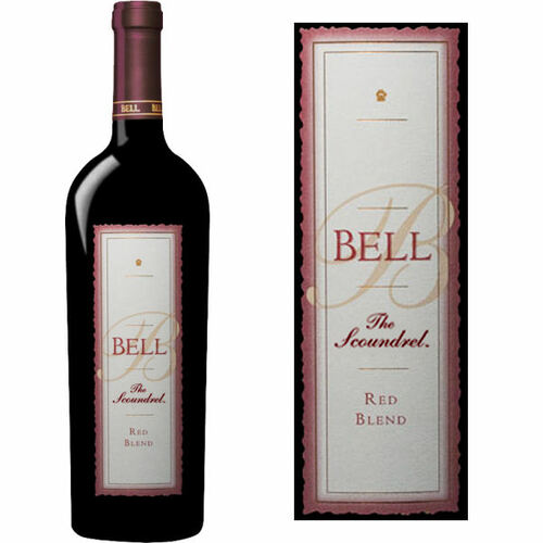 Bell Cellars The Scoundrel California Red Blend 2018
