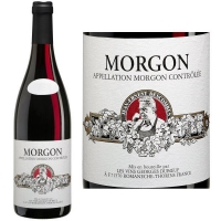 Georges Duboeuf Jean Ernest Descombes Morgon Beaujolais 2015 Rated 93JS