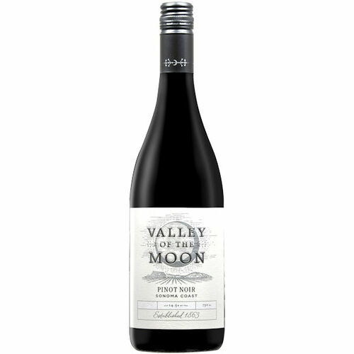 12 Bottle Case Valley of the Moon Carneros Pinot Noir 2017