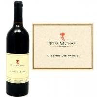 Peter Michael L'Esprit des Pavots Red Blend 2014 Rated 90WA