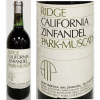 Ridge Park-Muscatine Howell Mountain Zinfandel 1986