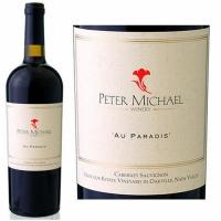 Peter Michael Au Paradis Oakville Cabernet 2014 Rated 94WA