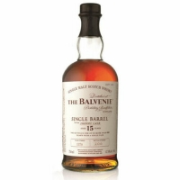 Balvenie 15 Year Old Single Barrel Sherry Cask Single Malt Scotch 750ml