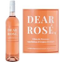 Dear Rose Cotes de Provence Rosé 2016 (France)