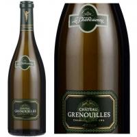 La Chablisienne Chateau Grenouilles Chablis Grand Cru 2012 Rated 94WE