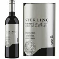 12 Bottle Case Sterling Vintner's Collection California Cabernet 2019