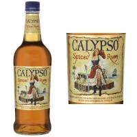 Calypso Spiced Rum 70 Proof 1.0L