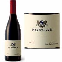 Morgan G17 Santa Lucia Highlands Syrah 2017 Rated 92WE EDITORS CHOICE