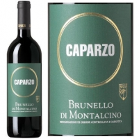 Caparzo Brunello di Montalcino DOCG 2012 Rated 92WE