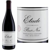12 Bottle Case Etude Fiddlestix Santa Rita Hills Pinot Noir 2014 Rated 90WA