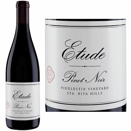 Etude Fiddlestix Santa Rita Hills Pinot Noir 2017 Rated 93WE