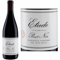 Etude Fiddlestix Santa Rita Hills Pinot Noir 2014 Rated 90WA