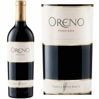 Tenuta Sette Ponti Oreno Toscana IGT 2014 Rated 94JS