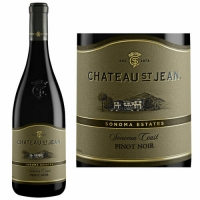12 Bottle Case Chateau St. Jean Sonoma Coast Pinot Noir 2016