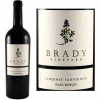 Brady Vineyard Paso Robles Cabernet 2018 Rated 91WE
