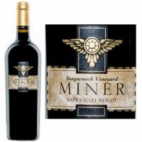 Miner Stagecoach Vineyard Napa Merlot 2013